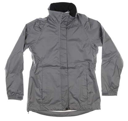 New Womens Cutter & Buck Jacket Medium M Gray MSRP $120 LCO09976EG