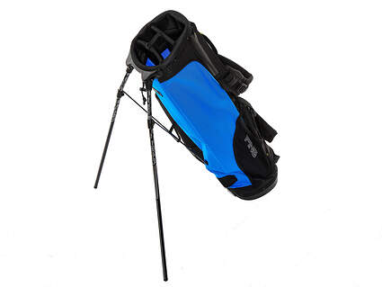 Brand New Ping Thrive Black/Blue/Lime Jr. Stand Bag