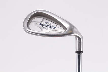 Callaway X-14 Single Iron Pitching Wedge PW Callaway Steel Stiff Right Handed 35.75in