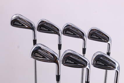 Titleist 716 AP2 Iron Set 4-PW Dynamic Gold AMT S300 Steel Stiff Right Handed 38.0in