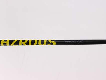 Used W/ Adapter Project X HZRDUS 75 Black 6.5 Driver Shaft X-Stiff 45.25in