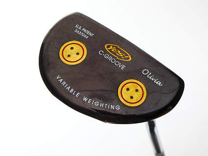 Yes Olivia Putter Steel Right Handed 37.0in