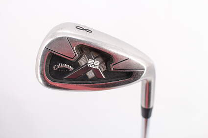 Callaway X-22 Tour Single Iron 8 Iron Project X 6.0 Steel Stiff Right Handed 36.75in