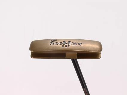 See More FGP Putter Toe Down Steel Right Handed 33.0in