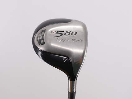 TaylorMade R580 Fairway Wood 7 Wood 7W TM M.A.S.2 Graphite Stiff Right Handed 42.0in