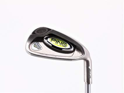 Ping Rapture Single Iron 6 Iron Ping TFC 909I Graphite Regular Right Handed White Dot 39.0in