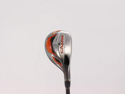 Cobra AMP Hybrid 4 Hybrid Cobra Aldila AMP Graphite Regular Right Handed 39.5in