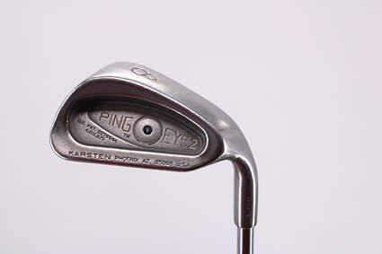 Ping Eye 2 Single Iron 8 Iron Stock Steel Shaft Steel Regular Right Handed 36.5in