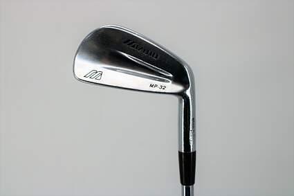 Mizuno MP 32 Single Iron 5 Iron True Temper Dynamic Gold S300 Steel Stiff Right Handed 38.0in