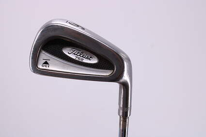 Titleist DCI 762 Single Iron 6 Iron Dynamic Gold S300 Steel Stiff Right Handed 38.75in