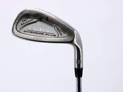 Tommy Armour 845S Oversize Plus Single Iron 8 Iron Stock Steel Shaft Steel Stiff Right Handed 36.25in