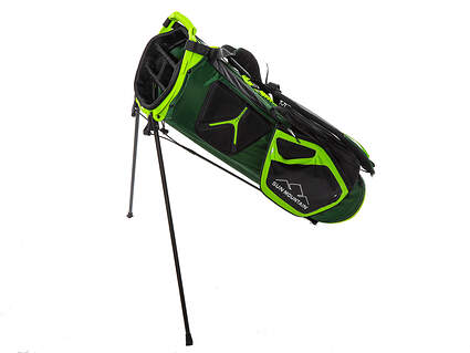 Brand New Sun Mountain 3.5 LS Green/Black/Rush Stand Bag
