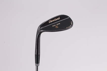 Cleveland 588 RTX Black Pearl Wedge Sand SW 54° 12 Deg Bounce True Temper Dynamic Gold Steel Wedge Flex Left Handed 35.25in