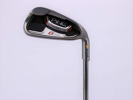 Ping G20 Single Iron 7 Iron UST Mamiya Recoil ES 460 Graphite Senior Right Handed 36.5in