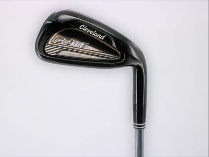 Cleveland CG16 Black Pearl Single Iron 8 Iron 35° Cleveland Traction 85 Steel Steel Stiff Right Handed 36.5in