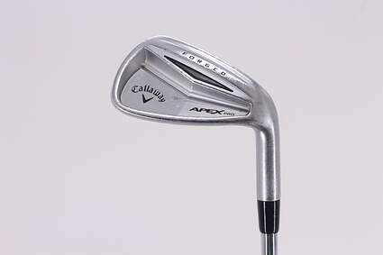 Callaway Apex Pro Single Iron 8 Iron FST KBS Tour-V 110 Steel Stiff Right Handed 36.5in