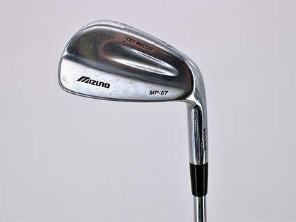 Mizuno MP 67 Single Iron 8 Iron True Temper Dynamic Gold S400 Steel Stiff Right Handed 36.75in