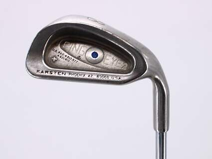 Ping Eye 2 Single Iron 8 Iron Ping ZZ Lite Steel Regular Right Handed Blue Dot 36.25in