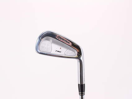 TaylorMade Rac TP Combo Single Iron 4 Iron True Temper Dynamic Gold Steel Stiff Right Handed 38.5in