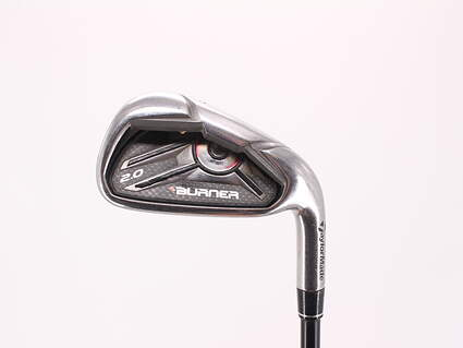 TaylorMade Burner 2.0 HP Single Iron 7 Iron TM Superfast 65 Graphite Regular Right Handed 37.25in