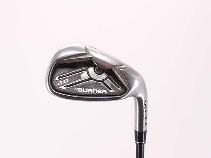 TaylorMade Burner 2.0 HP Single Iron 8 Iron TM Superfast 65 Graphite Regular Right Handed 36.75in
