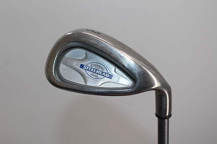 Callaway X-14 Single Iron 8 Iron Callaway Stock Graphite Graphite Light Right Handed 36.75in