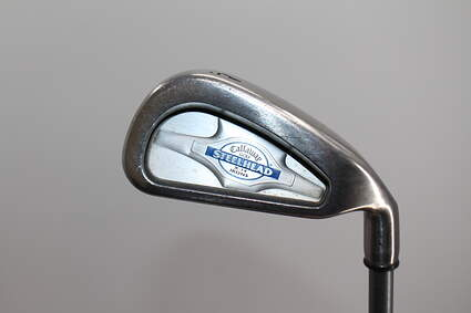 Callaway X-14 Single Iron 4 Iron Callaway Stock Graphite Graphite Senior Right Handed 38.75in