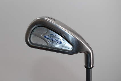 Callaway X-14 Single Iron 6 Iron Callaway Stock Graphite Graphite Light Right Handed 38.0in