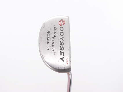 Odyssey Dual Force Rossie 2 Deepface Putter Steel Right Handed 35.5in