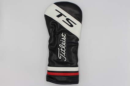 New Titleist TS4 Driver Headcover Black/Red/White