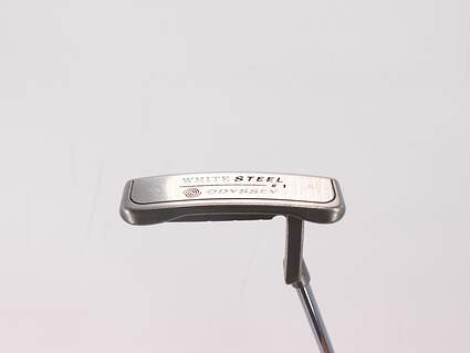 Odyssey White Steel 1 Putter Steel Right Handed 35.25in