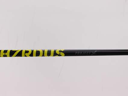 Used W/ Adapter Project X HZRDUS 65 Yellow 6.0 Driver Shaft X-Stiff 43.75in