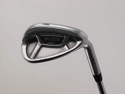 Ping Anser Forged 2013 Single Iron Pitching Wedge PW 37.5° Nippon NS Pro 950 Steel Stiff Right Handed Maroon Dot 37.25in