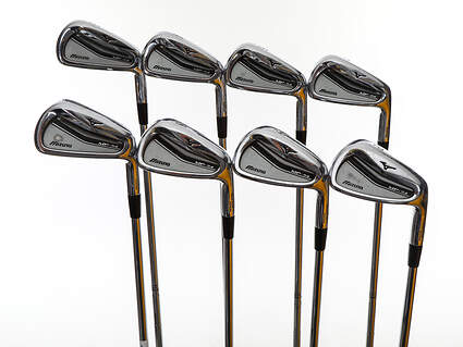 Mizuno MP-54 Iron Set 3-PW True Temper Dynamic Gold S300 Steel Stiff Right Handed 37.75in
