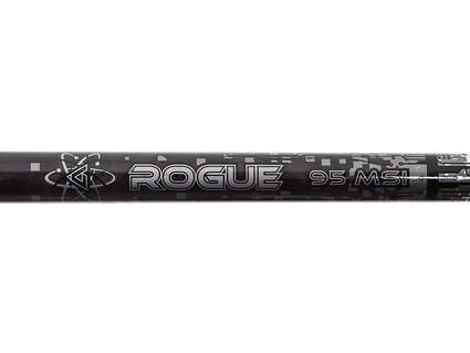 Used W/ Adapter Aldila Rogue Black 85g Hybrid Shaft Stiff 42.25in