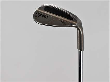 Ping MB Wedge Gap GW 52° Ping Steel Wedge Flex Right Handed Blue Dot 35.25in