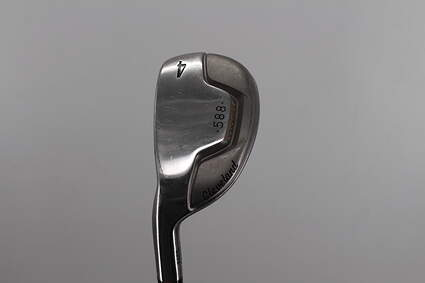 Cleveland 588 Altitude Single Iron 4 Iron Cleveland Actionlite 55 Graphite Regular Left Handed 39.5in
