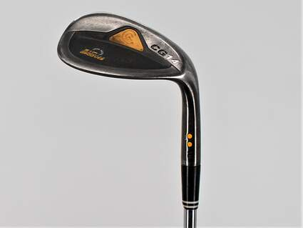Cleveland CG14 Gunmetal Wedge Gap GW 52° Cleveland Traction Wedge Steel Wedge Flex Right Handed 36.75in