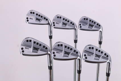 PXG 0311 T GEN3 Iron Set 5-PW True Temper Dynamic Gold 105 Steel Regular Right Handed 37.75in