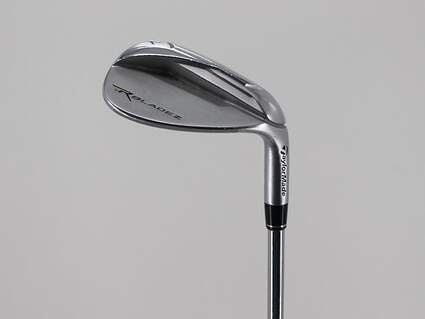 TaylorMade Rocketbladez Wedge Lob LW 60° 10 Deg Bounce TM Matrix RocketFuel 65 Steel Wedge Flex Right Handed 35.25in