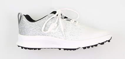 New Womens Golf Shoe Footjoy 2020 Leisure Medium 7.5 White/Grey MSRP $110 92922