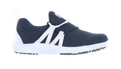 New Womens Golf Shoe Footjoy FJ Leisure Slip-On Medium 9 Blue MSRP $100 92911