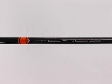 Used W/ Adapter Mitsubishi Rayon Tensei CK Orange Driver Shaft Stiff 44.25in