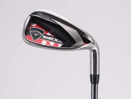 Callaway Razr X HL Single Iron 8 Iron Callaway 50 Gram Graphite Ladies Right Handed 36.0in