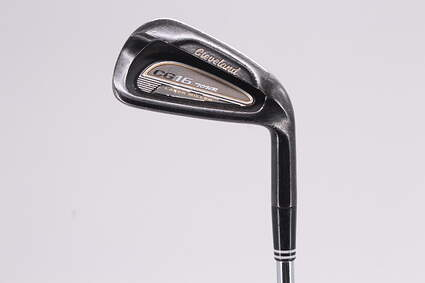 Cleveland CG16 Tour Black Pearl Single Iron 7 Iron 34° True Temper Dynamic Gold Steel Regular Right Handed 37.25in