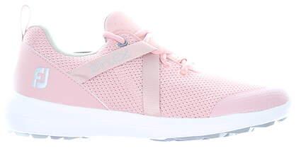 New Womens Golf Shoe Footjoy Prior Generation FJ Flex Medium 7.5 Pink MSRP $90 95730