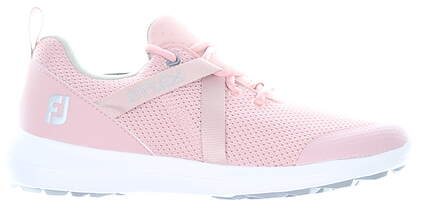 New Womens Golf Shoe Footjoy Prior Generation FJ Flex Medium 8.5 Pink MSRP $90 95730