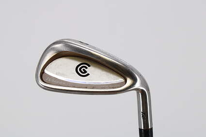 Cleveland TA6 Single Iron Pitching Wedge PW Stock Graphite Shaft Graphite Ladies Right Handed 34.75in