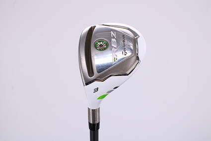 TaylorMade RocketBallz Hybrid 3 Hybrid TM RBZ 65 Graphite Regular Left Handed 41.0in