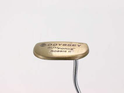 Odyssey Dual Force Rossie 2 Putter Steel Right Handed 33.25in